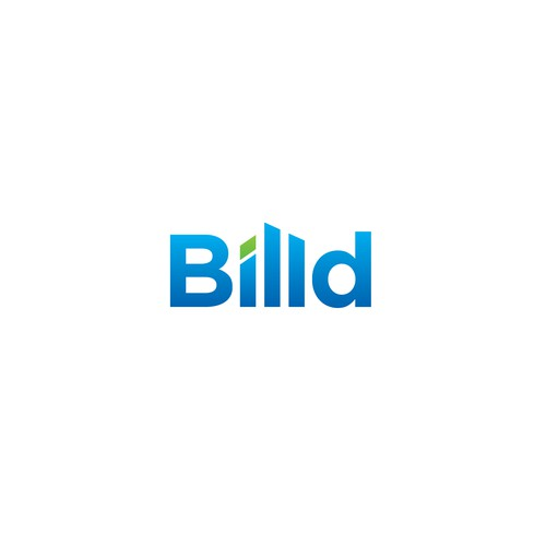 Billd needs a clever, modern and simple logo that delivers trust