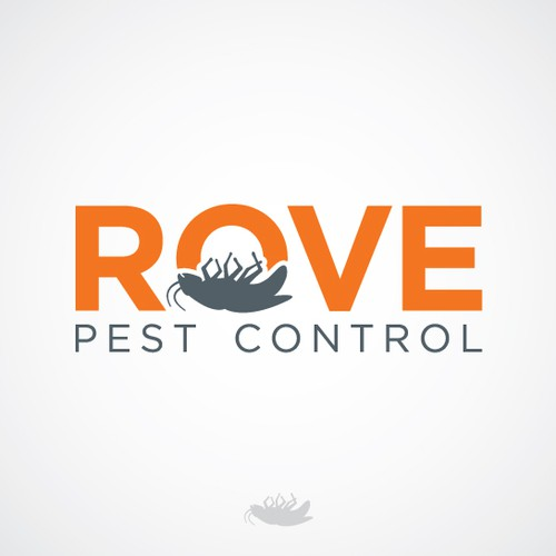 Rove Pest Control needs a new logo