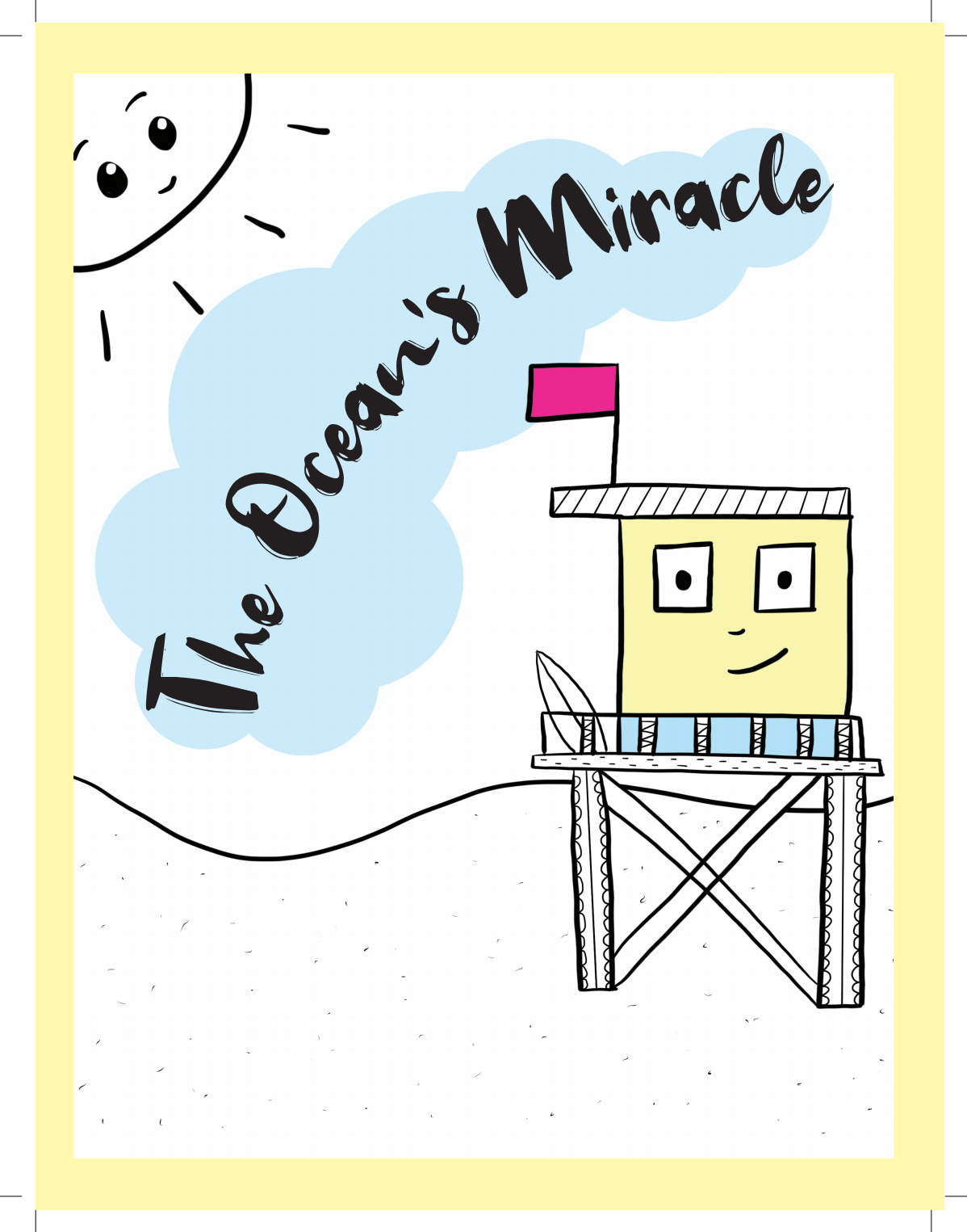 The Ocean's Miracle resize for 8,5x11