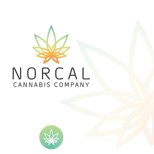 Logo for cannabis supplier