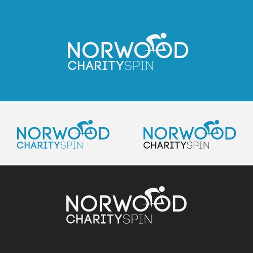 Norwood charity spin logo