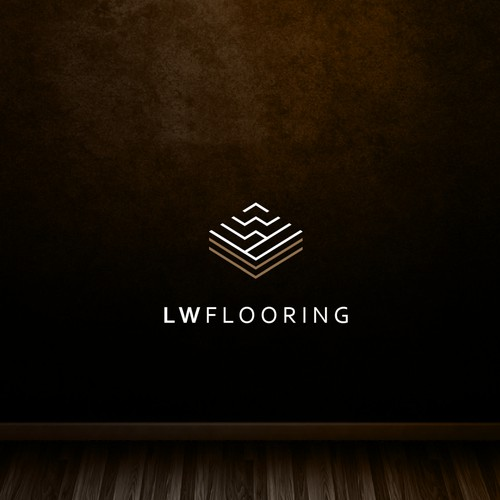LW Flooring Corporate Logo