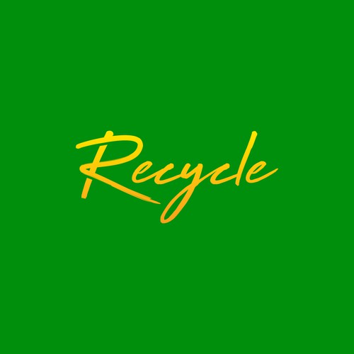 Recycle Sunglasses Logo