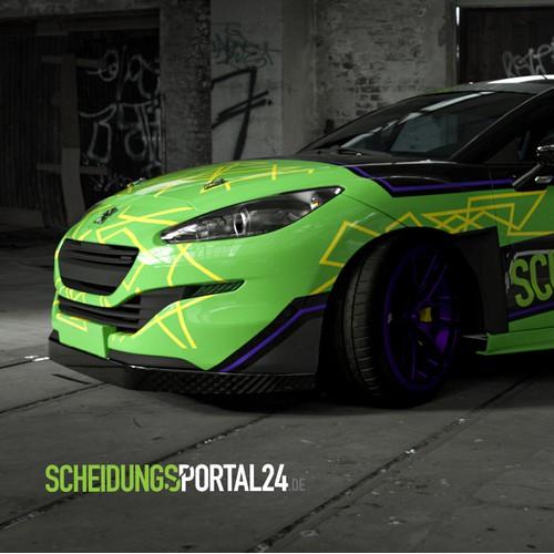 Peugeot RCZ Racing Cup Livery