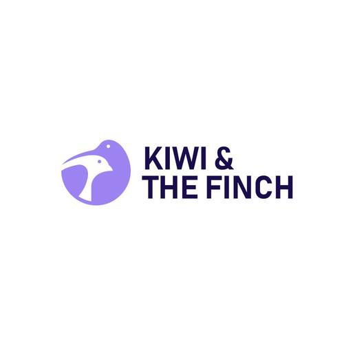 Kiwi and Finch Logo