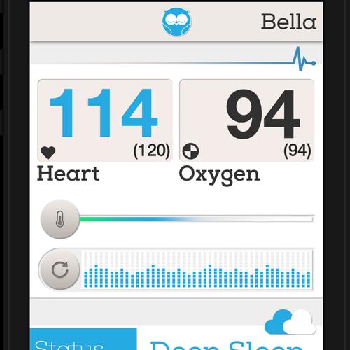 Baby Monitor App 02
