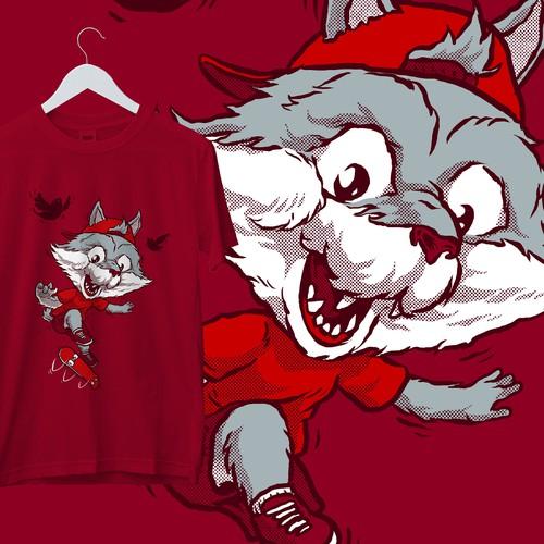 Fox flippin'