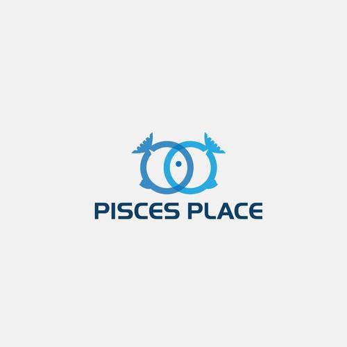 Logo concept for Pisces Place