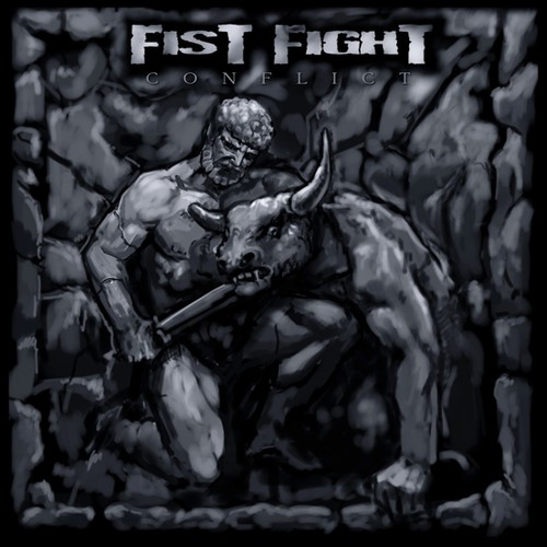 New illustration or graphics wanted for Fist Fight