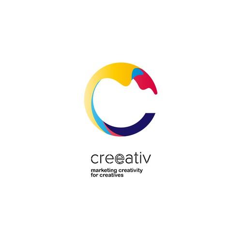 Creeativ Logo design