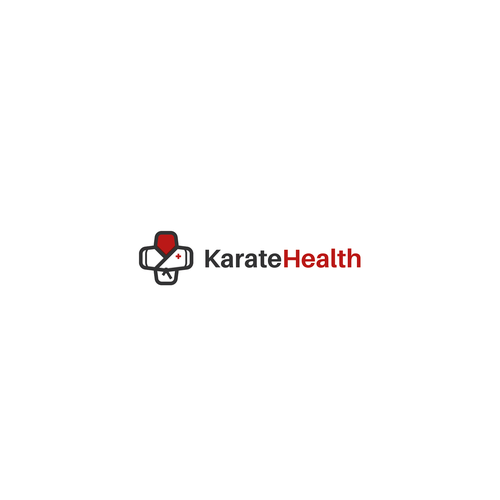 Health Startup Logo.