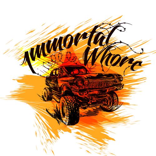 IMMORTAL WHORE