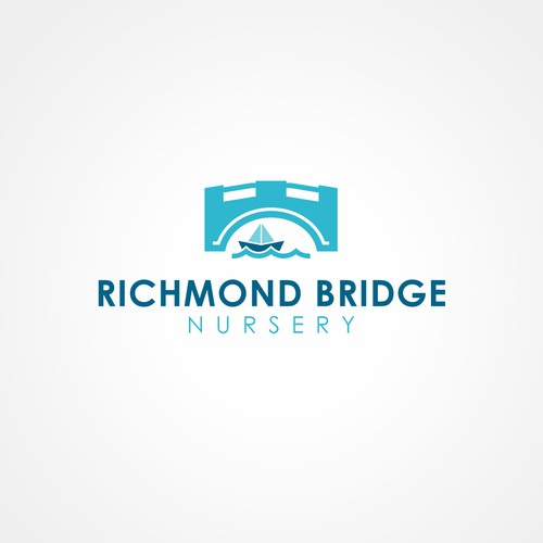 Logo for nursery.