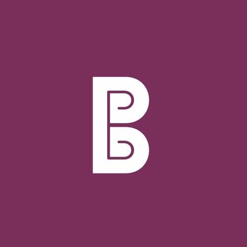 B B logo