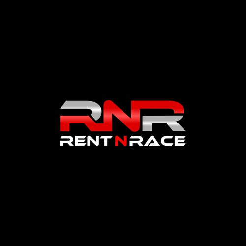 CONTEST WINNING LOGO DESIGN for Rent N Race
