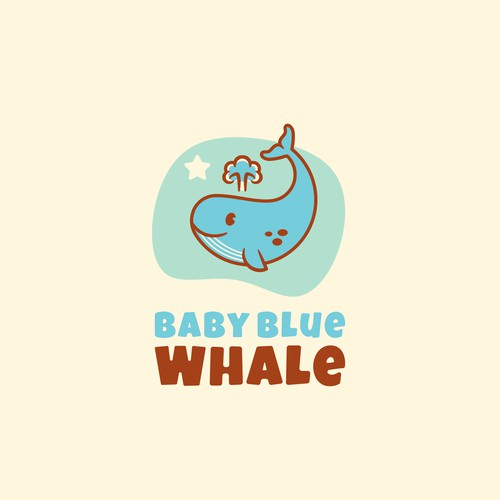 Baby Blue Whale