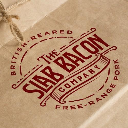 Meat Market Logo branding