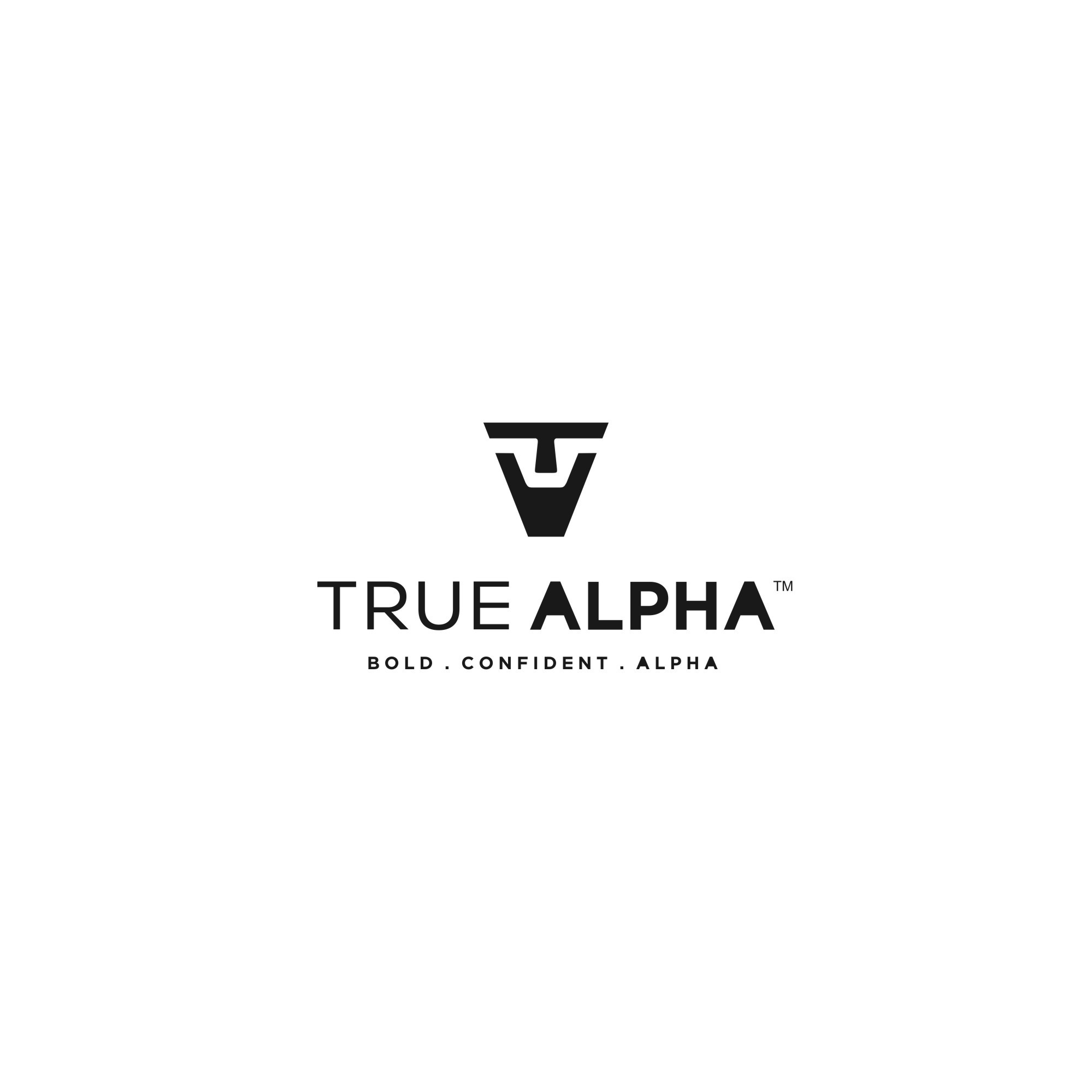 Create a logo for a beard oil brand worthy of a true alpha male