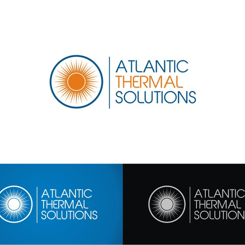 Atlantic Thermal Solutions needs a NEW LOGO