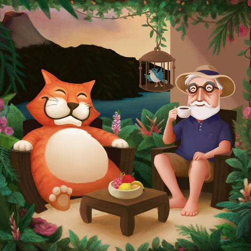 Book Cover Design for Children's Book