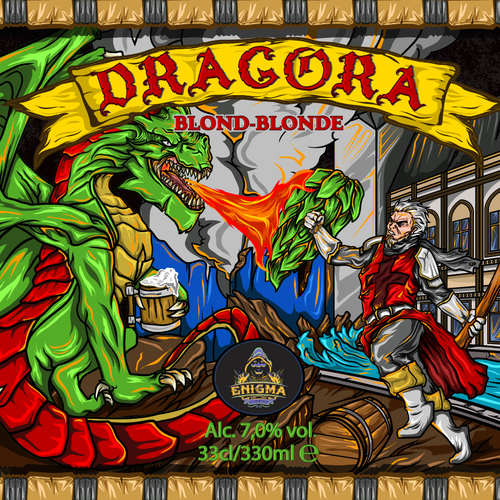 Dragora Label