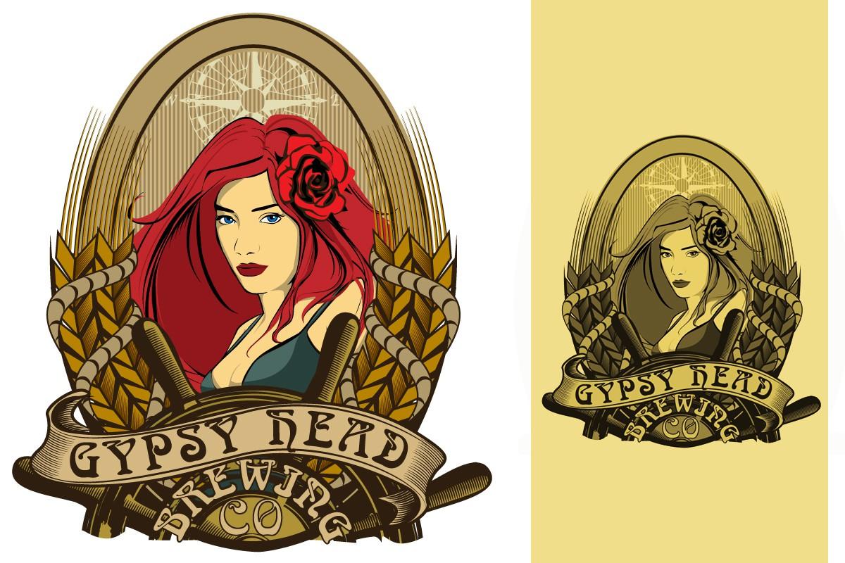 Gypsy Head Brewing Company needs a new logo
