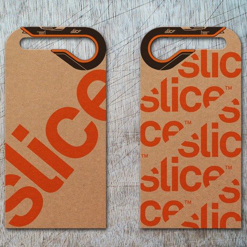 Slice : Creative Shopping Bag