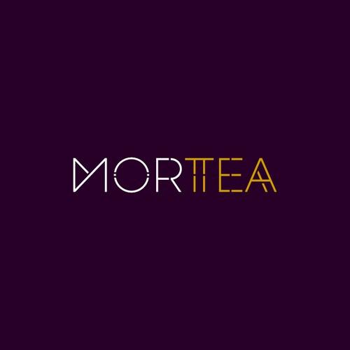 Modern, geometrical logo