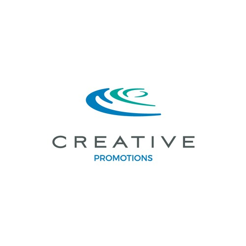 Creative Promotion Logo Design project.