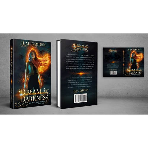 Dream Of Darkness Book Cover