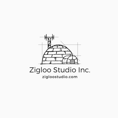 Zigloo studio Logo
