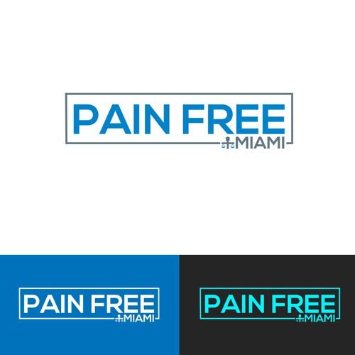 Pain Free Miami Logo Simple