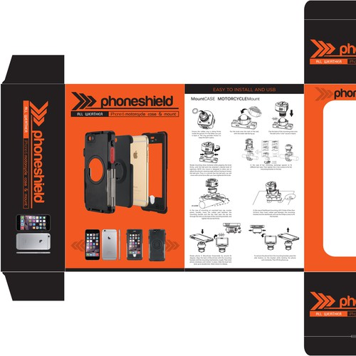 Phone Case Package