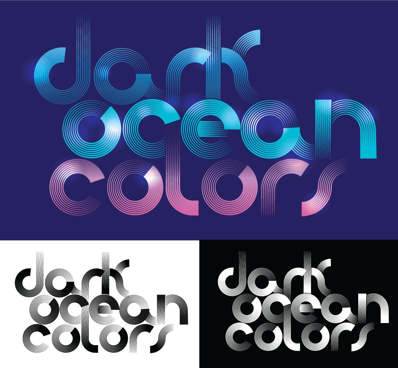 New logo wanted for Dark Ocean Colors
