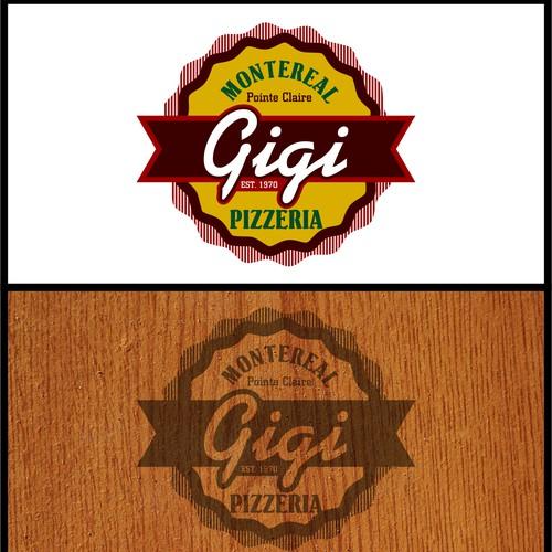 Help Gigi Pizzeria with a new logo