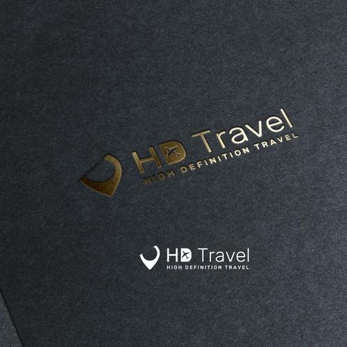 logo for HD travel