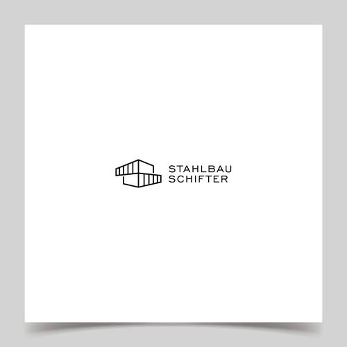 Logo for Steel-Construction Company