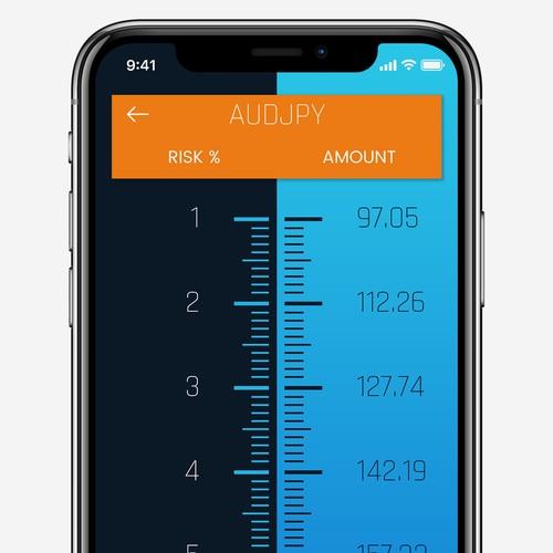 Calculation Result Screen