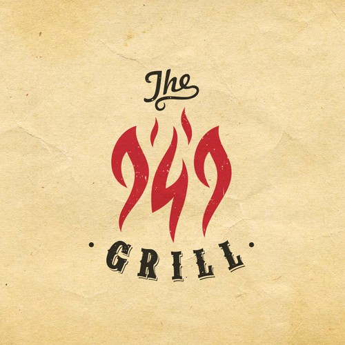 logo for the 949 grill