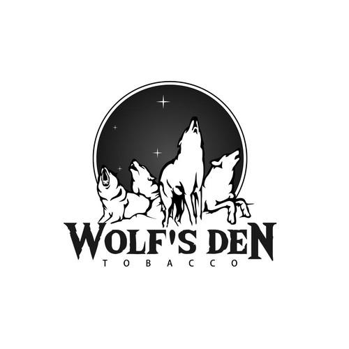 A Wolf's Den with one wolf..? I don't think so...