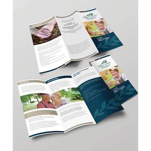 Olive Grove Hospice Brochure