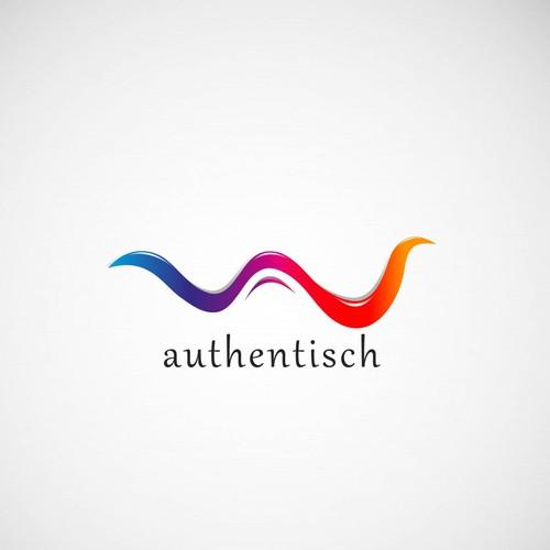 Logo concept for authentisch