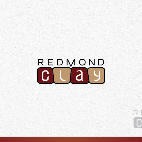 logo for REDMOND CLAY