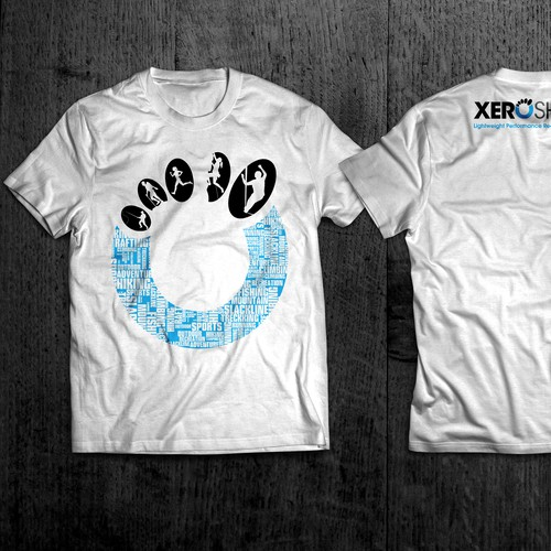 T-Shirt for Xero Shoes