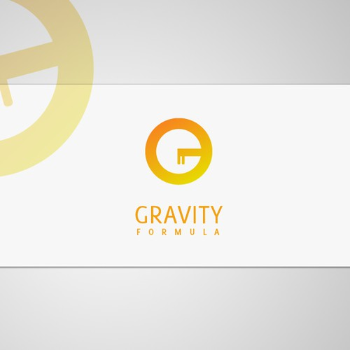 Help Gravity Formula with a new logo