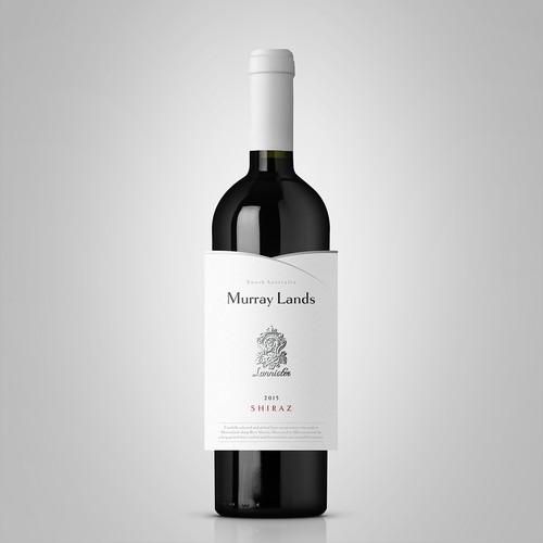 Lannister wine label