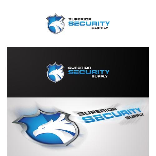 New Concept Security Surveillance Store needs logo