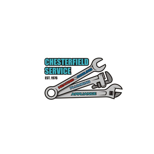 rework logo for Chesterfield service