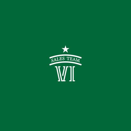 logo for sales team 6