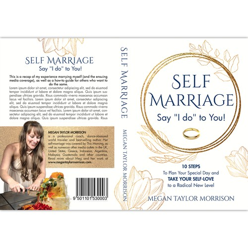 "SELF MARRIAGE Say ""I do"" to You!"